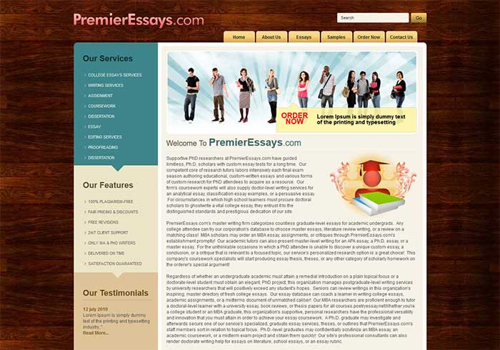 premieressays.com preview